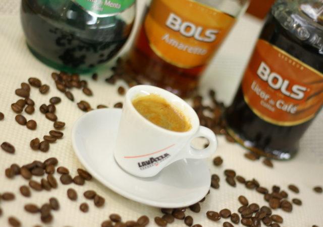 Café expreso espiritual